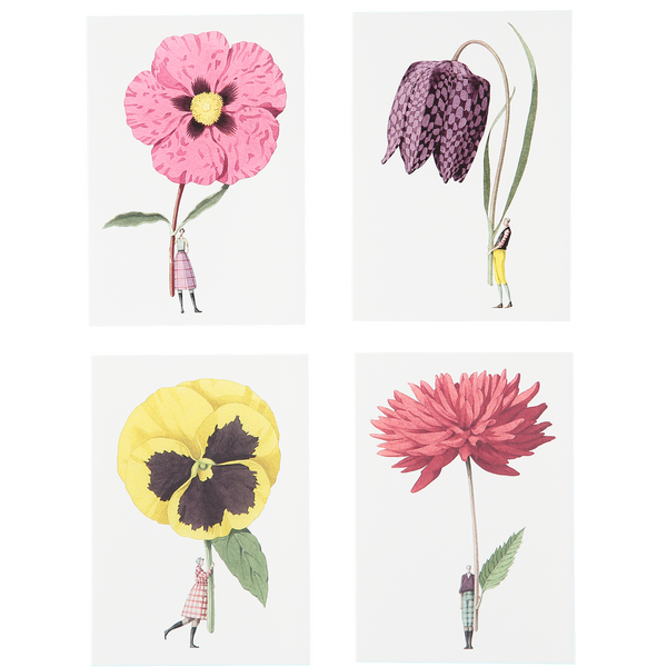 In Bloom - Notecards 2
