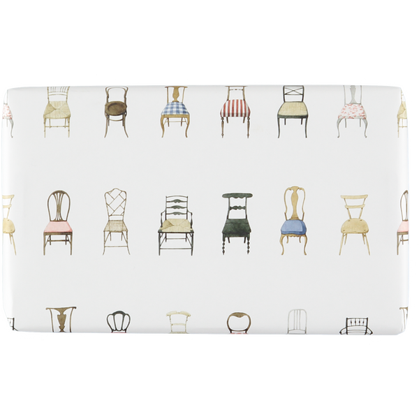 Musical Chairs Wrapping paper
