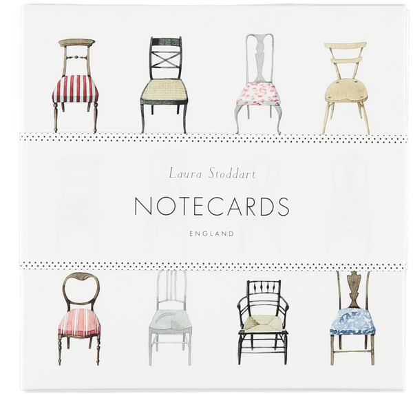 Musical Chairs Notecards (out of stock)