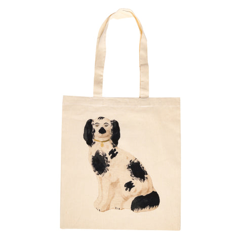 Odd Dogs - Lightweight Cotton Tote -40% (low stock)