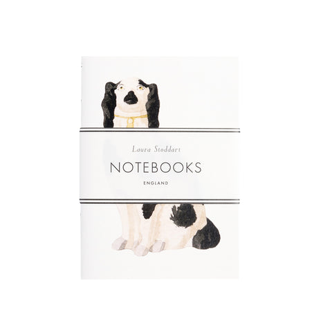 Odd Dogs - Pair of A6 Notebooks