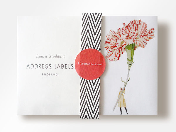 In Bloom - Address Labels
