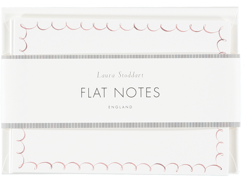 Pattern Play Flat Notes - Borders