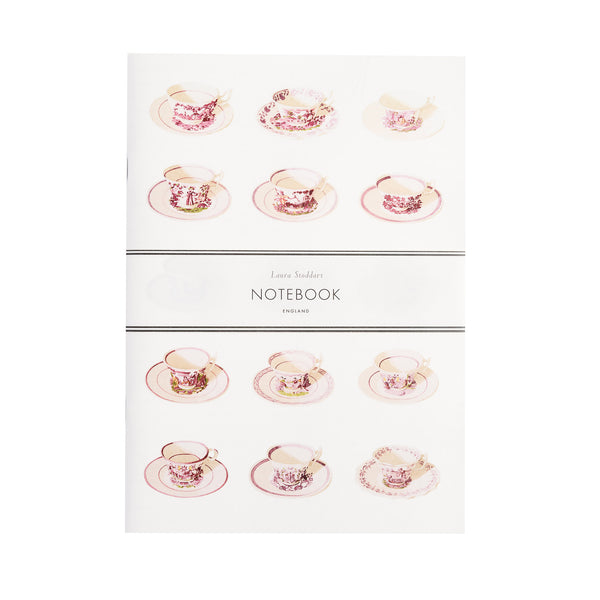 Tea Time - Large A4 Notebook -40%