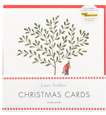 Christmas Cards eight pack - Winter Scenes