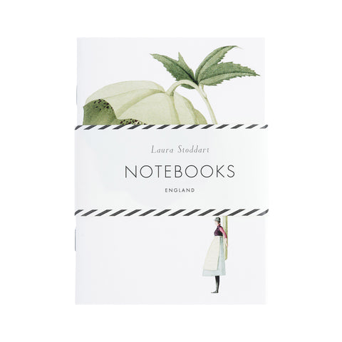 In Bloom - Pair of A6 Notebooks