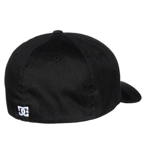 Gorra para Hombre DC SHOES CAP CAP STAR 2 FLEXFIT BLK