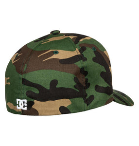 Gorra para Hombre DC SHOES CAP CAP STAR 2 FLEXFIT GRA0