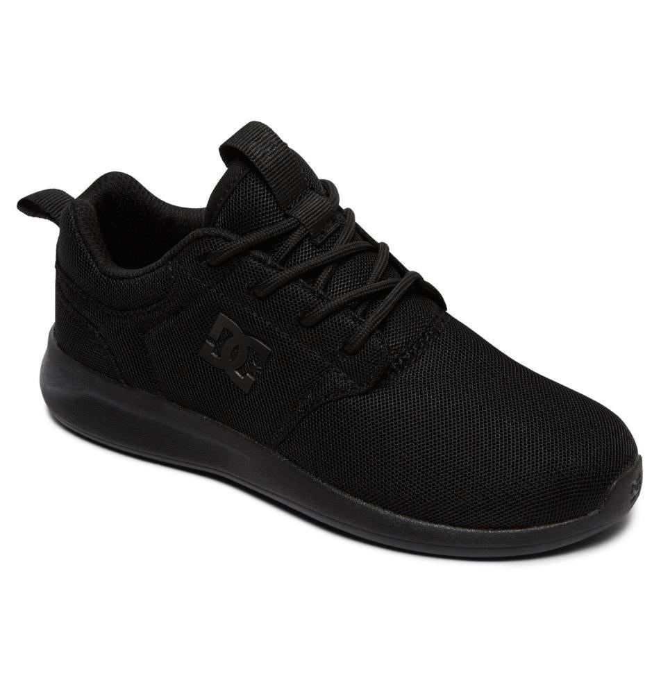 Zapatillas para Niño DC SHOES ATHLETICS MIDWAY 3BK 4 a 7 años