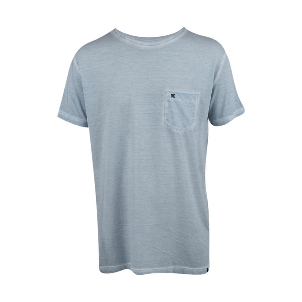 Polo para Hombre DC SHOES PREMIUM Dyed Pocket Tee BQR0