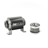 5 micron, Spin-on fuel filter kit
