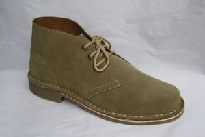 Classic Desert Boot - suede leather -lace up