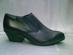 Shoeboot Black
