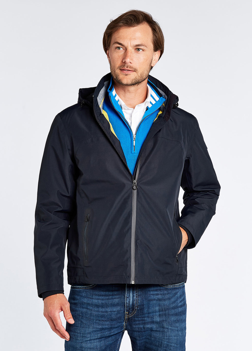 Barrow Jacket - Navy
