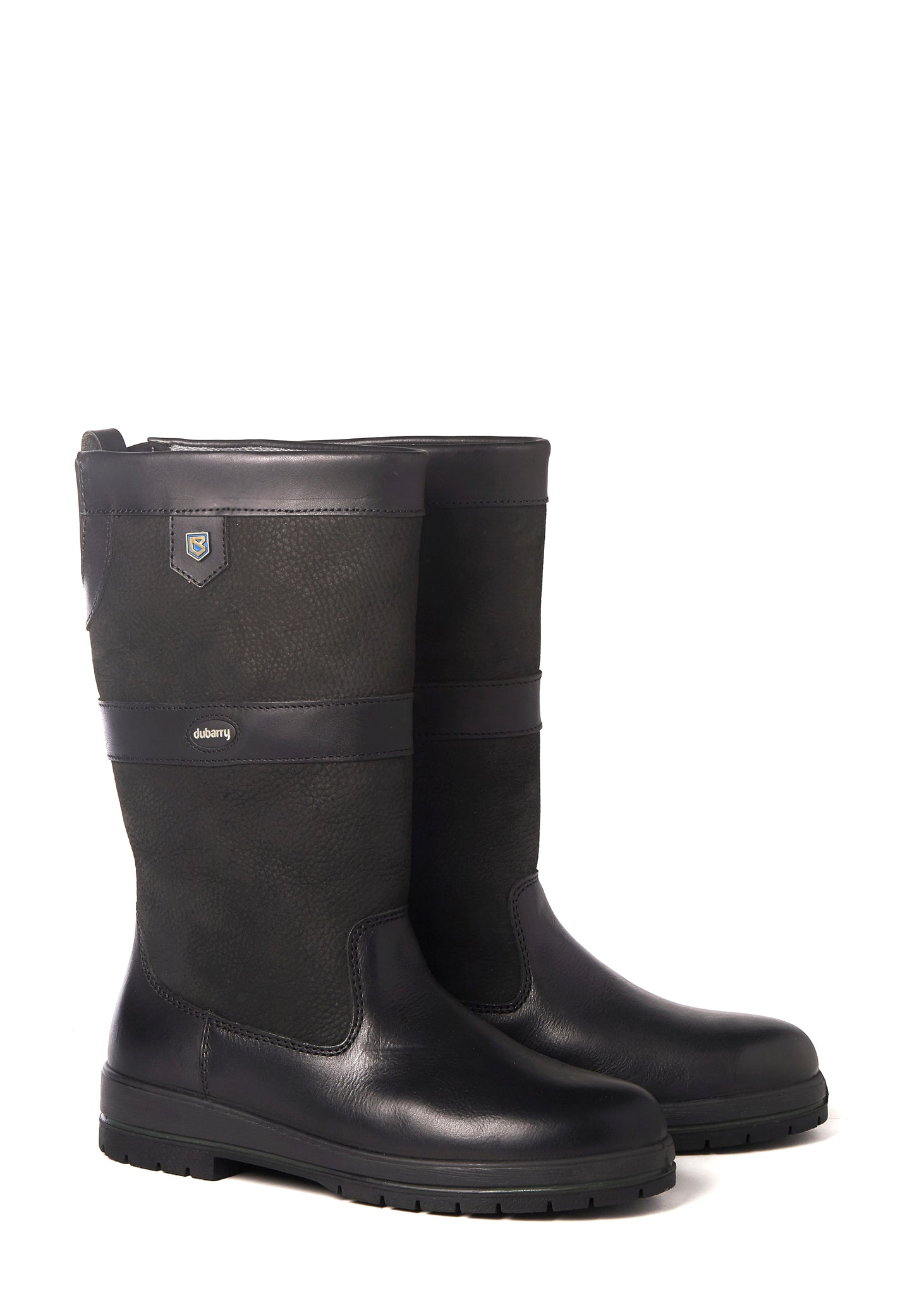 Black Kildare Country Boot - Black