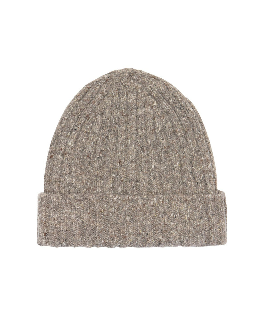 Men's Luxe Ribbed Hat