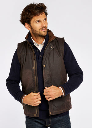 Mayfly Wax Gilet - Java