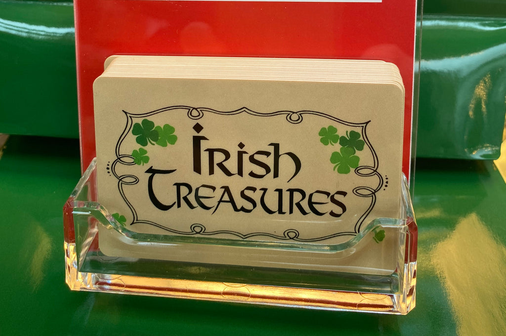 Irish Treasures Gift Card