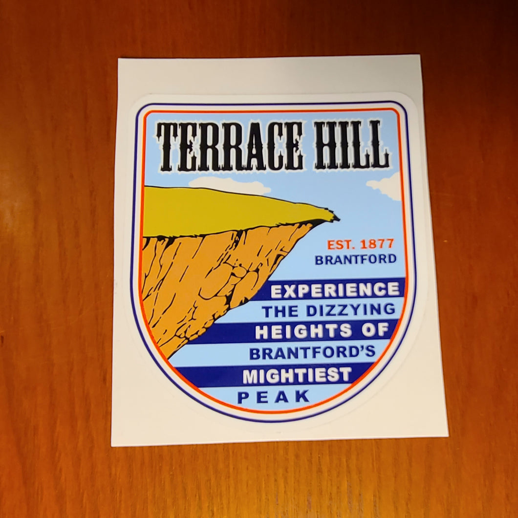 Terrace Hill Sticker