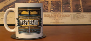 West Brant Coffee Mug