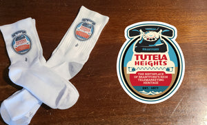 Tutela Heights Socks