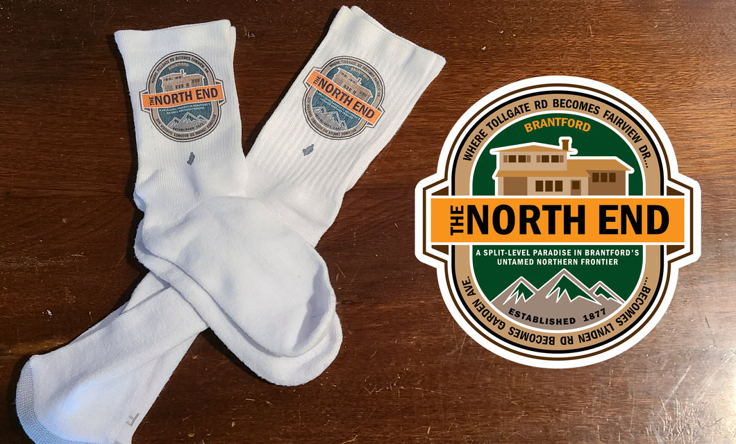 North End Socks