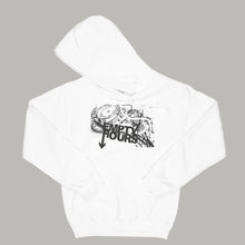 Load image into Gallery viewer, Empty Hours Band Logo Hoodie