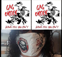 Load image into Gallery viewer, Gag Order Mask