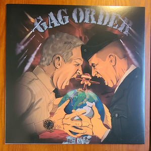 Gag Order / Spree Killers -   Vinyl Record
