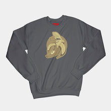 Load image into Gallery viewer, Cameron Mady's Banana Monster design Sweatshirt