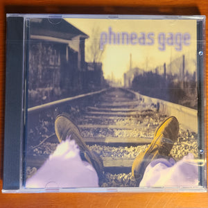 Phineas Gage - Phineas Gage CD