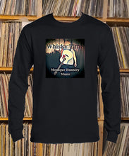 Load image into Gallery viewer, Monique Hunsley Whisky Time Long Sleeve T-shirt