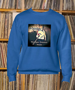 Monique Hunsley Whisky Time Sweatshirt