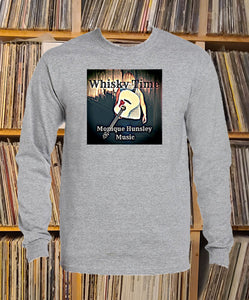 Monique Hunsley Whisky Time Long Sleeve T-shirt