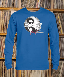 Johnny V's Long Sleeve T'shirt