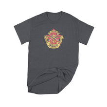 Load image into Gallery viewer, Canadian Military Heritage Museum Logo Unisex T-Shirt