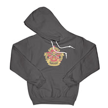 Load image into Gallery viewer, Canadian Military Heritage Museum Logo Hoodie