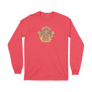 Canadian Military Heritage Museum Logo Long Sleeve T-Shirt