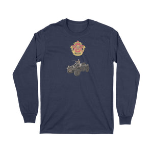 Canadian Military Heritage Museum Ferret Long Sleeve T-Shirt