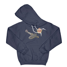 Load image into Gallery viewer, Canadian Military Heritage Museum Spitfire Hoodie