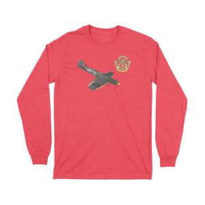 Canadian Military Heritage Museum Spitfire Long Sleeve T-Shirt