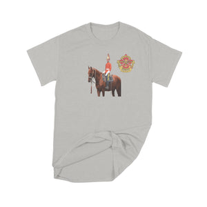 Canadian Military Heritage Museum Mounted Dragoon Unisex T-Shirt