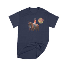 Load image into Gallery viewer, Canadian Military Heritage Museum Mounted Dragoon Unisex T-Shirt