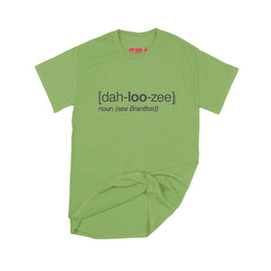 Lucas Duguid (Octopus Red) Dah-loo-zee T-Shirt Small Kiwi
