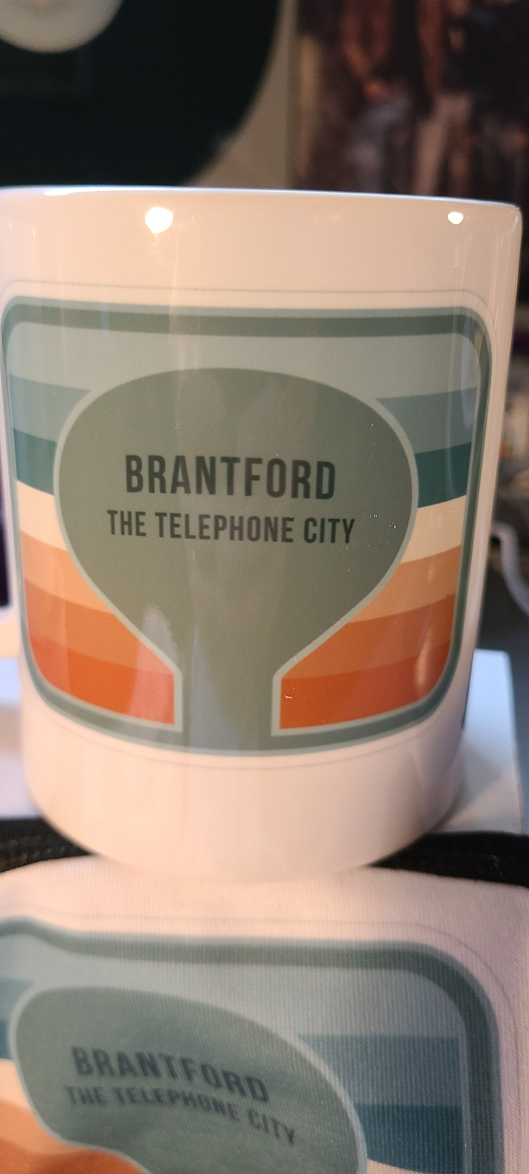 Brantford Water Tower Coffee Mug