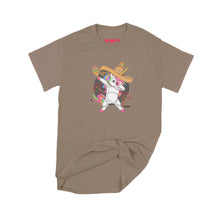 Load image into Gallery viewer, Fat Dave Fiesta Unicorn T-Shirt Small Brown Savanah