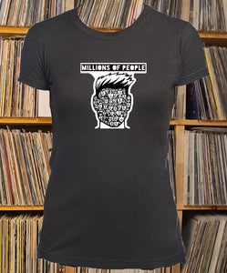 I'm of Vintage Millions of People album cover Ladies T-Shirt