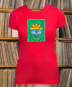 Greenwaters art Ladies T-Shirt