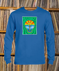 Greenwaters art Long Sleeve T-shirt