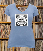 Load image into Gallery viewer, Joey Vinegar Ladies V-Neck Shirt